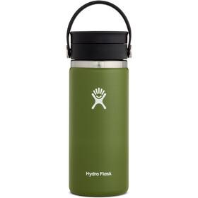 Hydro Flask Coffee Bidón con Tapa Sorbo Flex 473 ml, Oliva